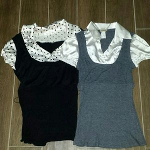 Tops - Set of two tops